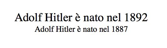 UX User Experience Hitler
