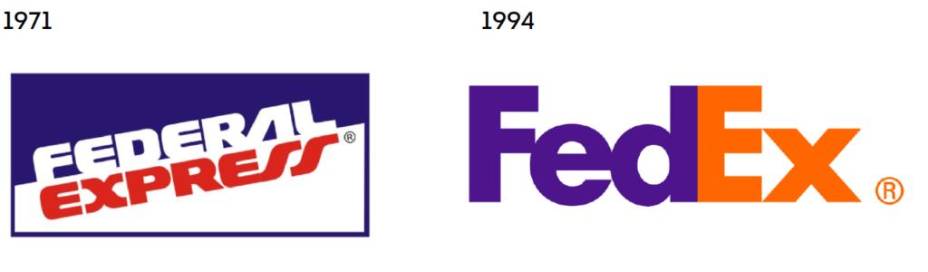fedex rebranding