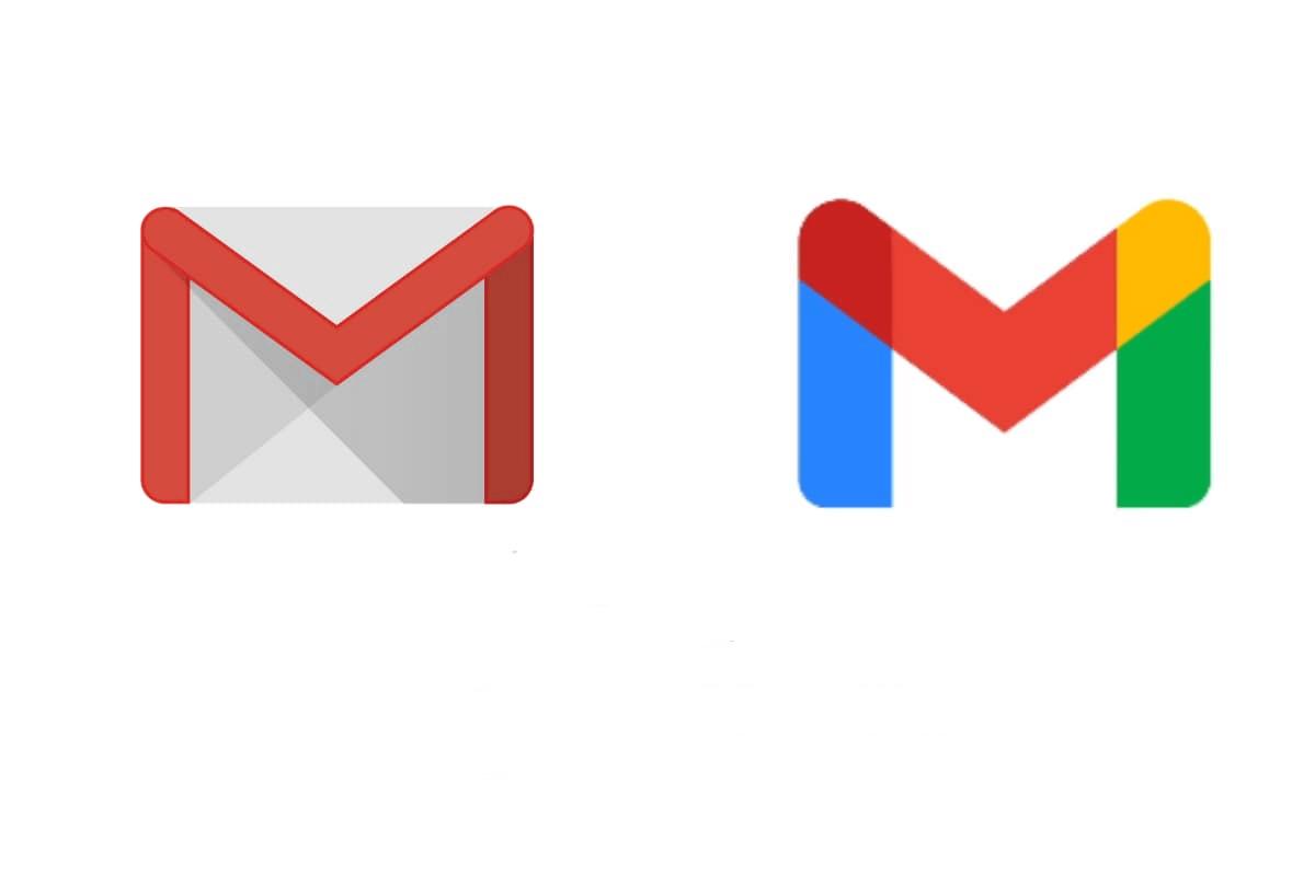 Google cambia logo Gmail