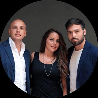 Luca Ugolini, Sabrina Taddei e Marco Taddei Togheter Price